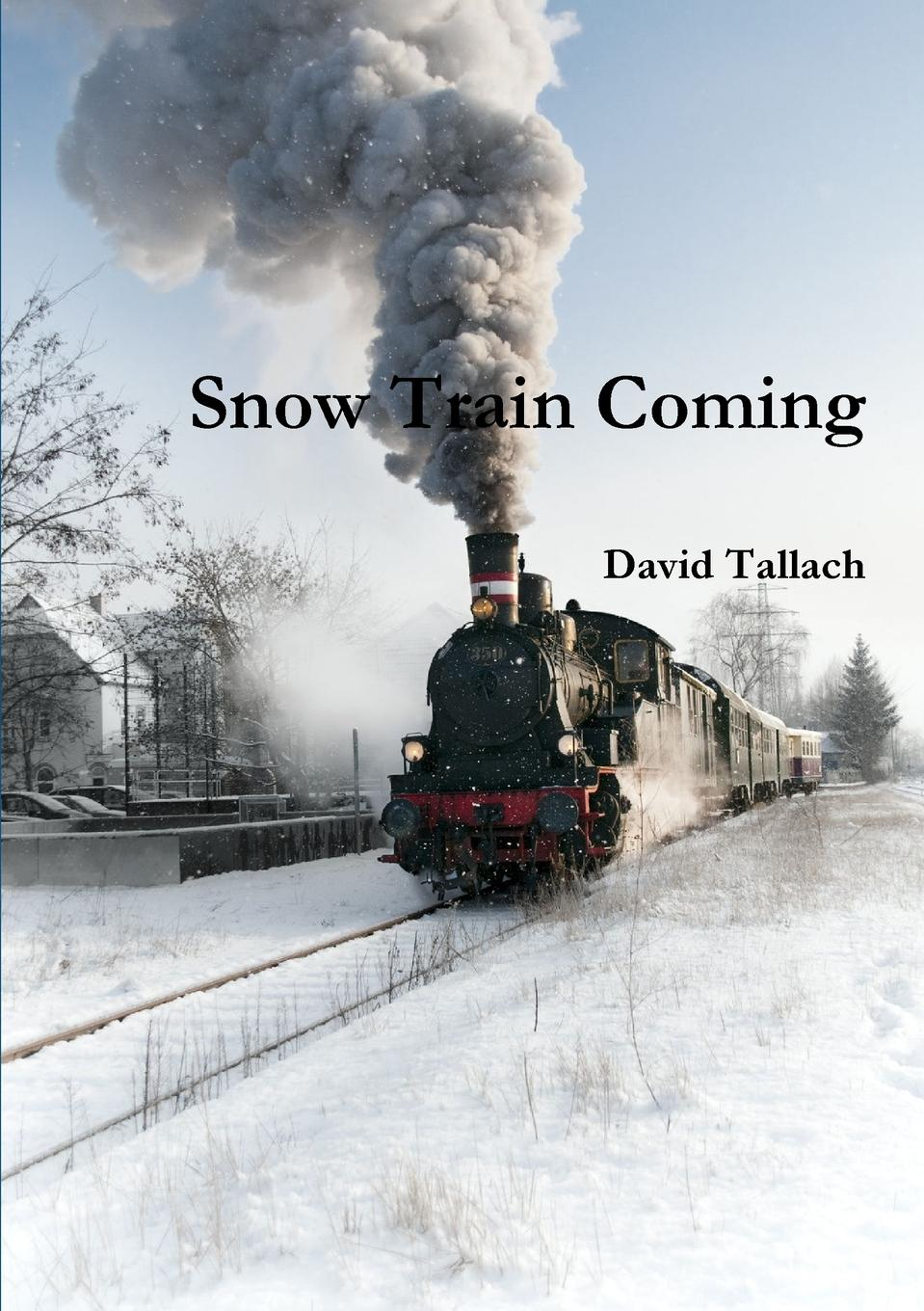 David Tallach Snow Train Coming david silver a slow train coming