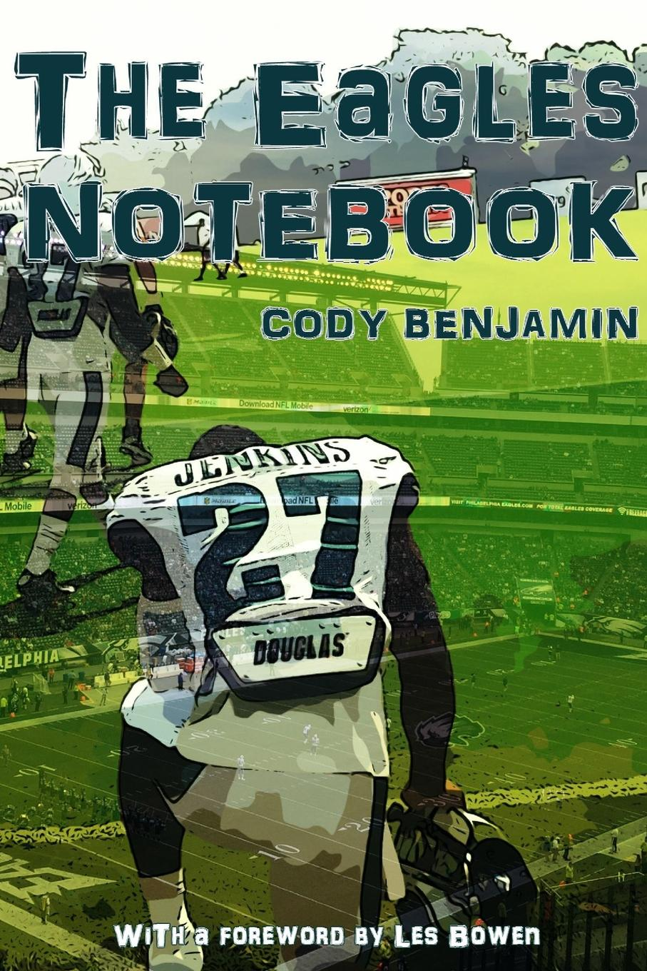 Cody Benjamin The Eagles Notebook surry of eagles nest