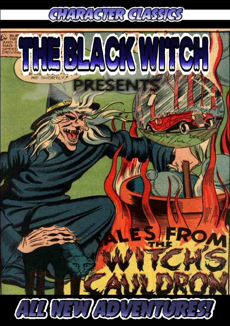 Thirteen O'Clock Press Tales from the Witch.s Cauldron цена и фото