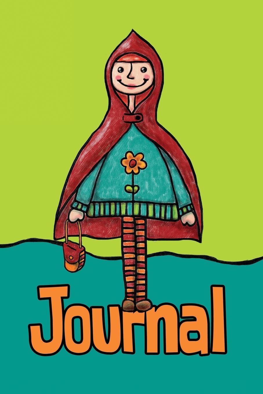 Shawn Doremus Red Riding Hood Girl Journal hashtagaday a hashtag journal