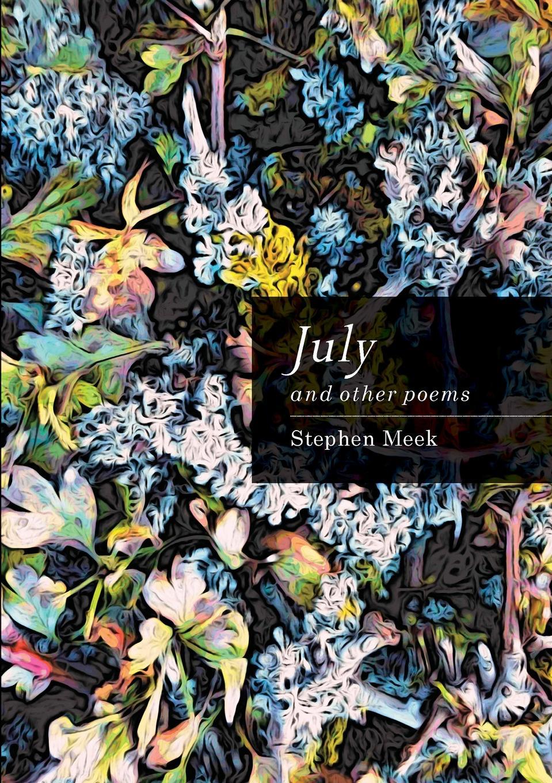 Stephen Meek July and Other Poems недорго, оригинальная цена
