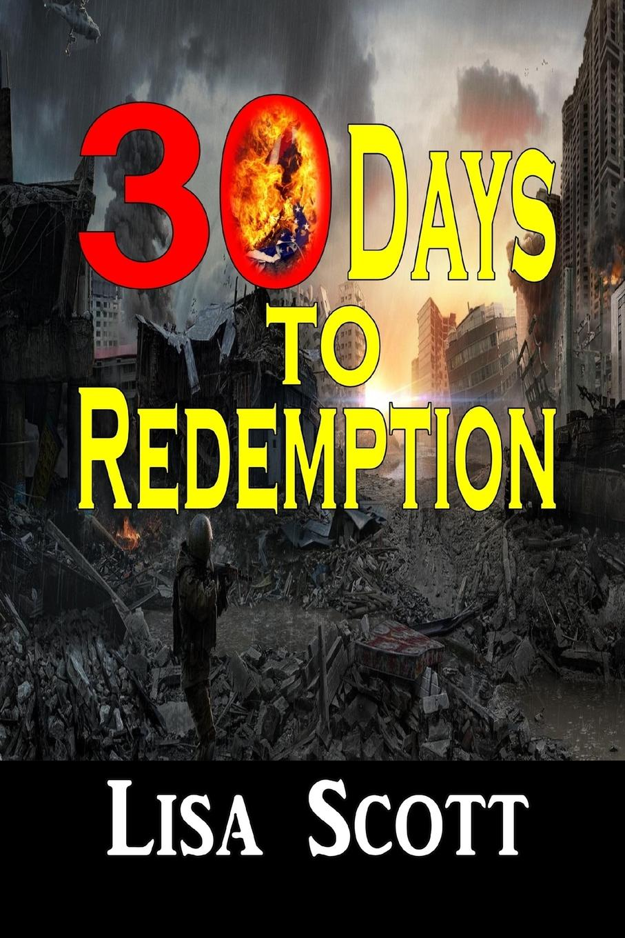 Lisa Scott 30 Days to Redemption