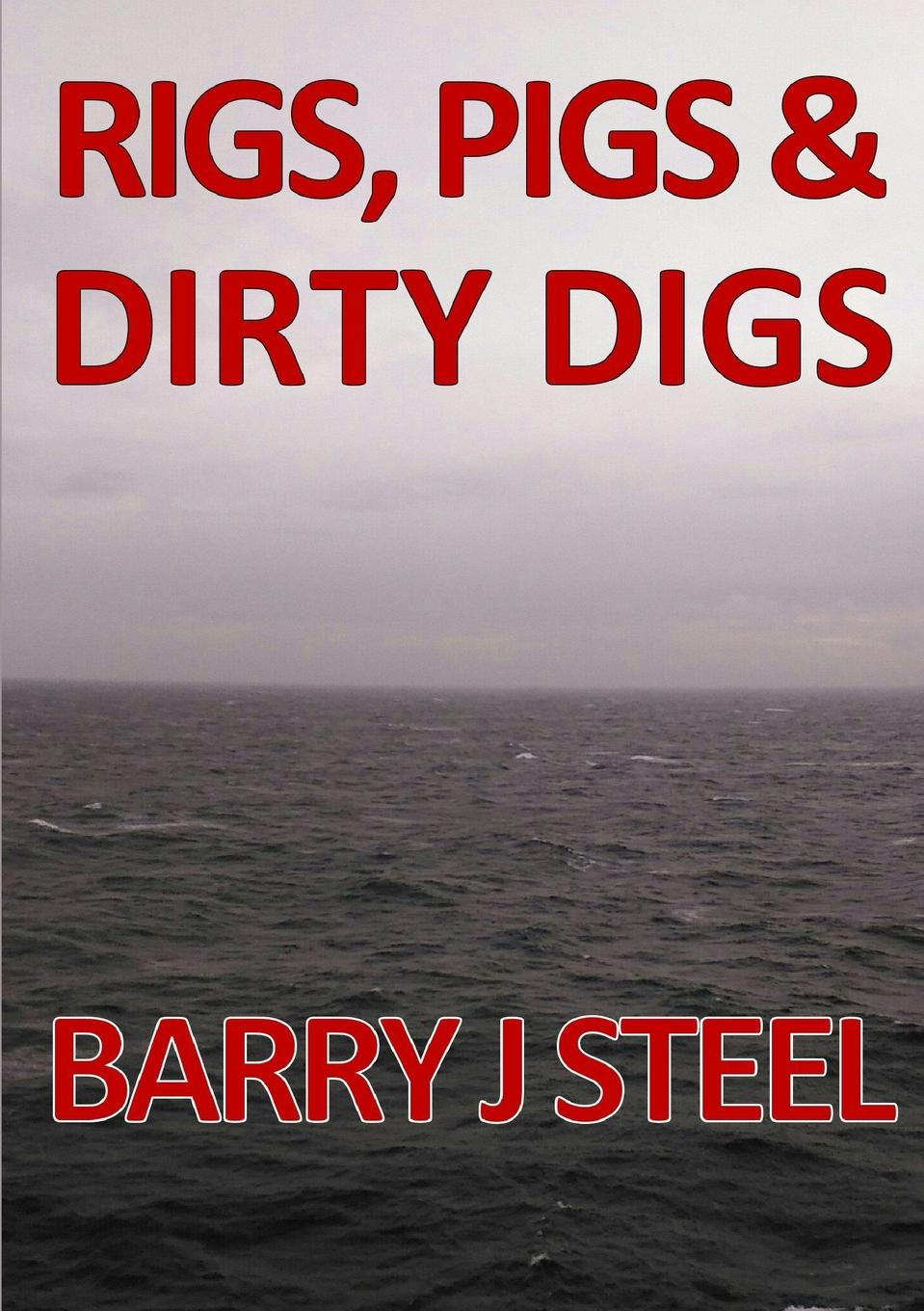 Barry J Steel Rigs Pigs . Dirty Digs barry hutchison afterworlds the book of doom