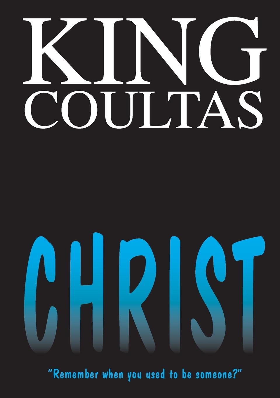 King Coultas CHRIST ghost volume 4 a death in the family