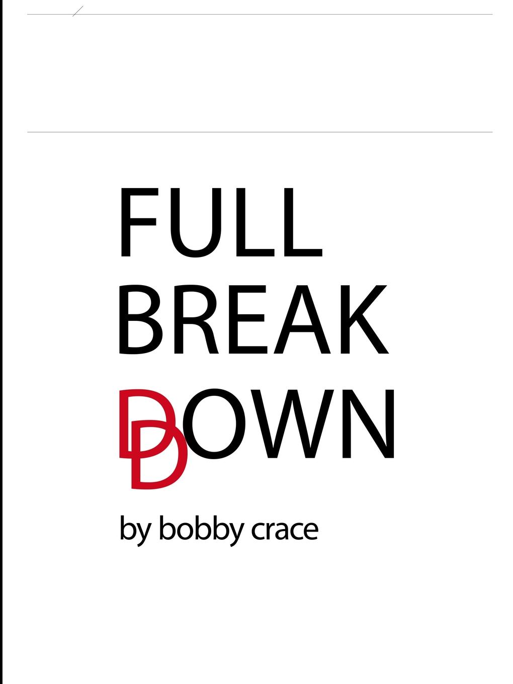 Bobby Crace Full Breakdown