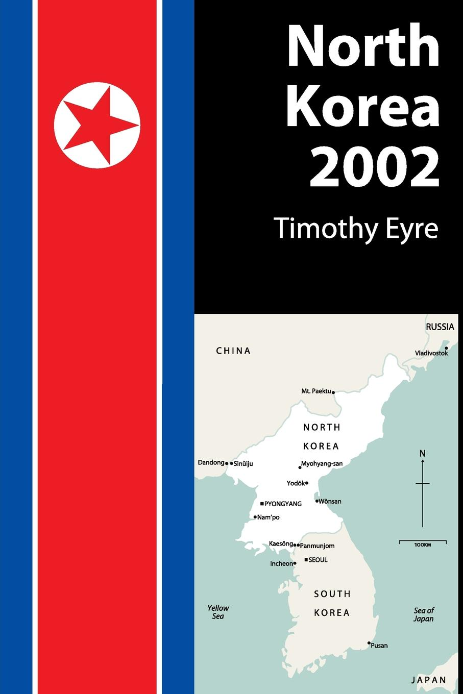 Timothy Eyre North Korea 2002