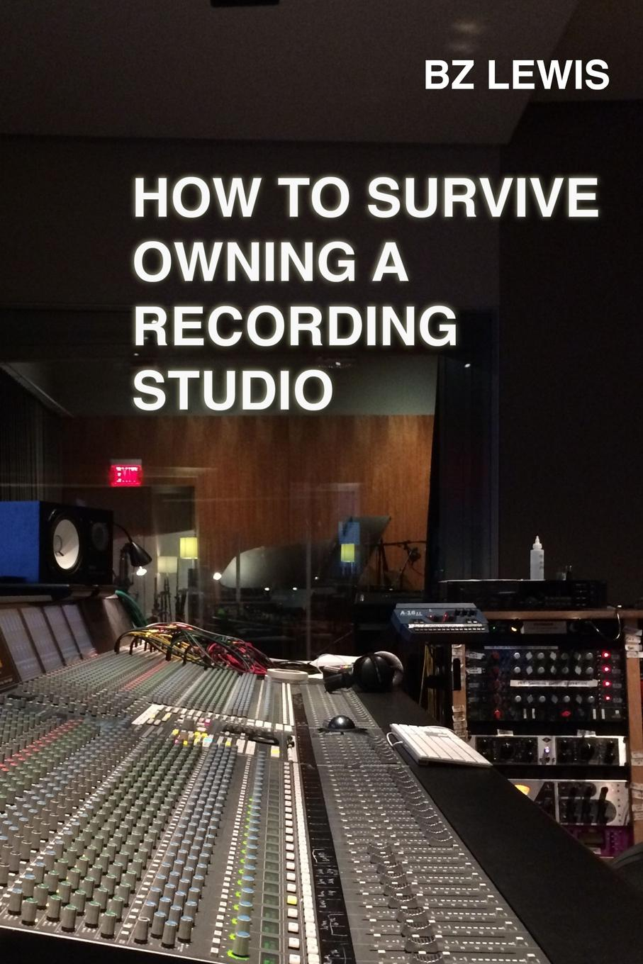 BZ Lewis How to Survive Owning a Recording Studio все цены