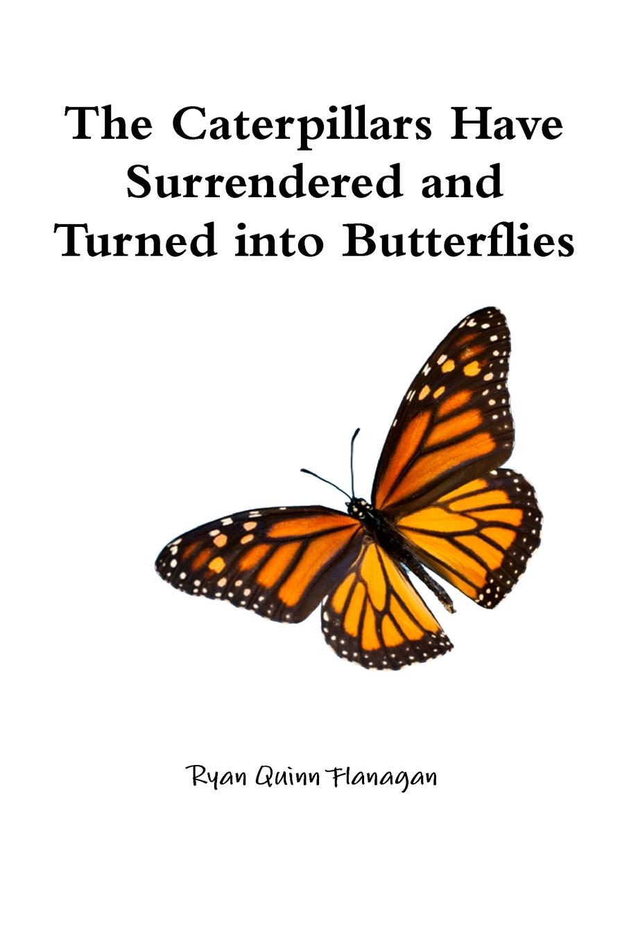 Ryan Quinn Flanagan The Caterpillars Have Surrendered and Turned into Butterflies quinn daniel ishmael