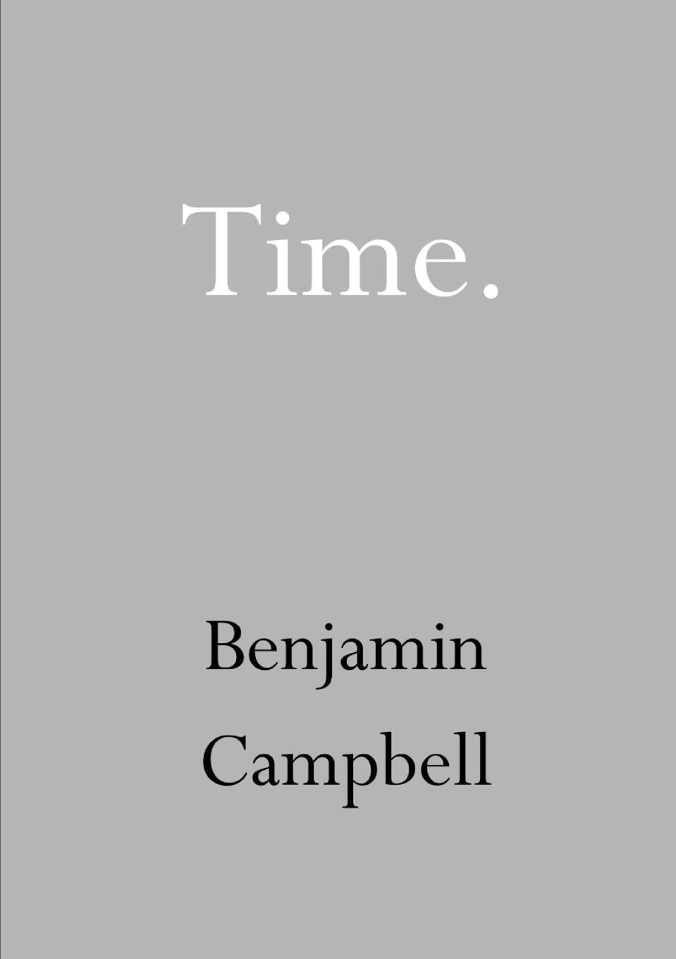 Benjamin Campbell Time the children s book of poetry nature and weather poems