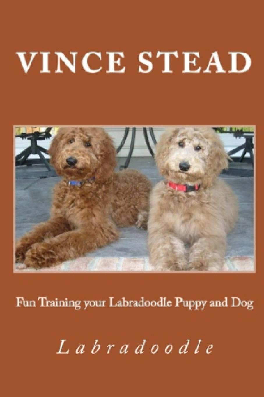 Vince Stead Fun Training your Labradoodle Puppy and Dog vince stead old english sheepdog puppy dog understanding and training