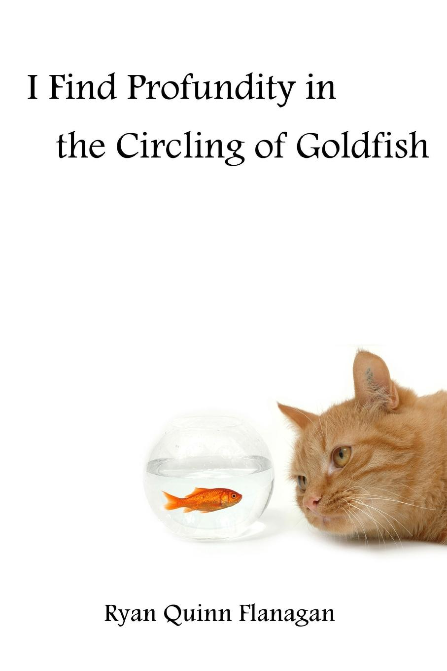 Ryan Quinn Flanagan I Find Profundity in the Circling of Goldfish quinn daniel ishmael