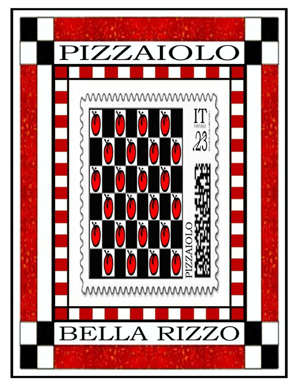 BELLA RIZZO PIZZAIOLO bones and the apple pie mystery