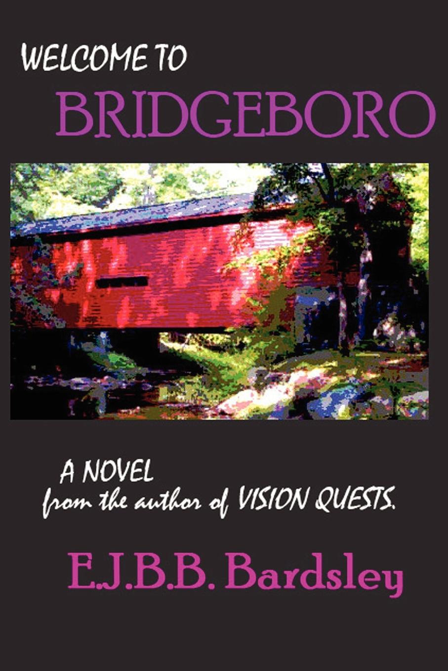Elaine J. Bardsley Welcome to Bridgeboro mystery msf 2402