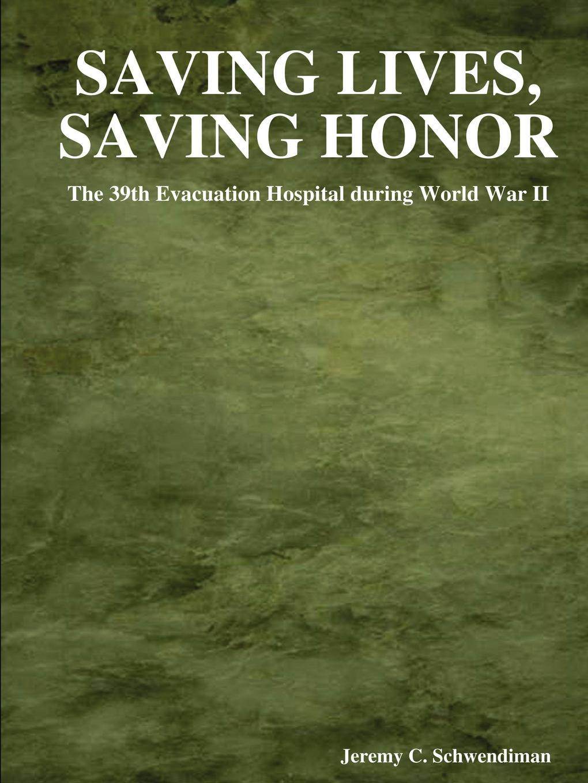 Jeremy C. Schwendiman Saving Lives, Honor
