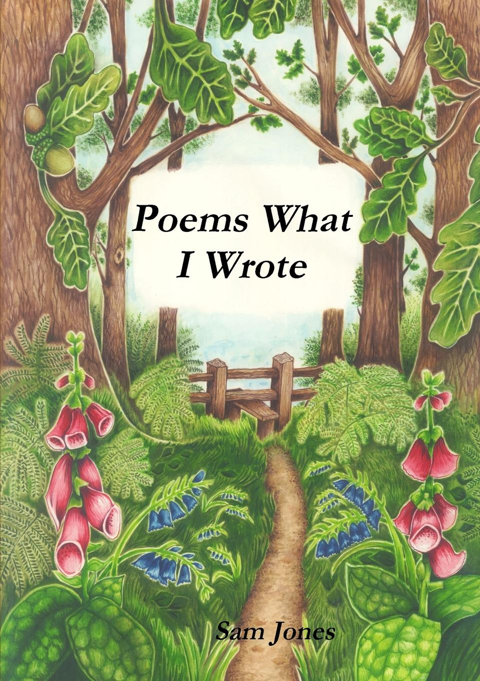 Sam Jones Poems What I Wrote h s gibson a collection of miscellaneous poems moral religious sentimental and amusing