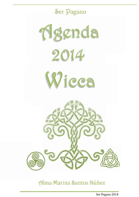 Alma Marina Santos Nua Ez Agenda 2014 Wicca - Ser Pagano цена