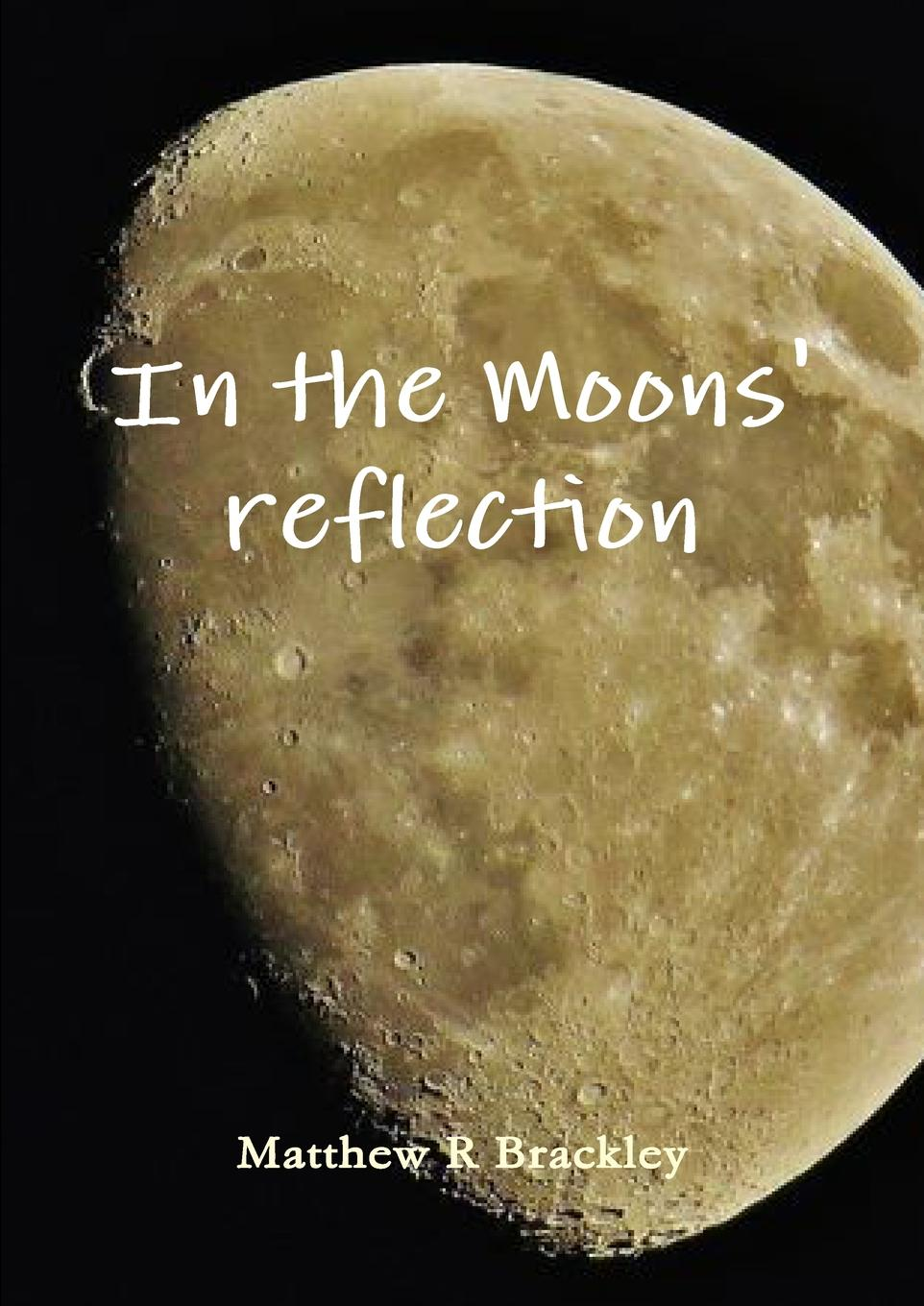 Matthew R Brackley In the Moons. reflection the moon and sixpence