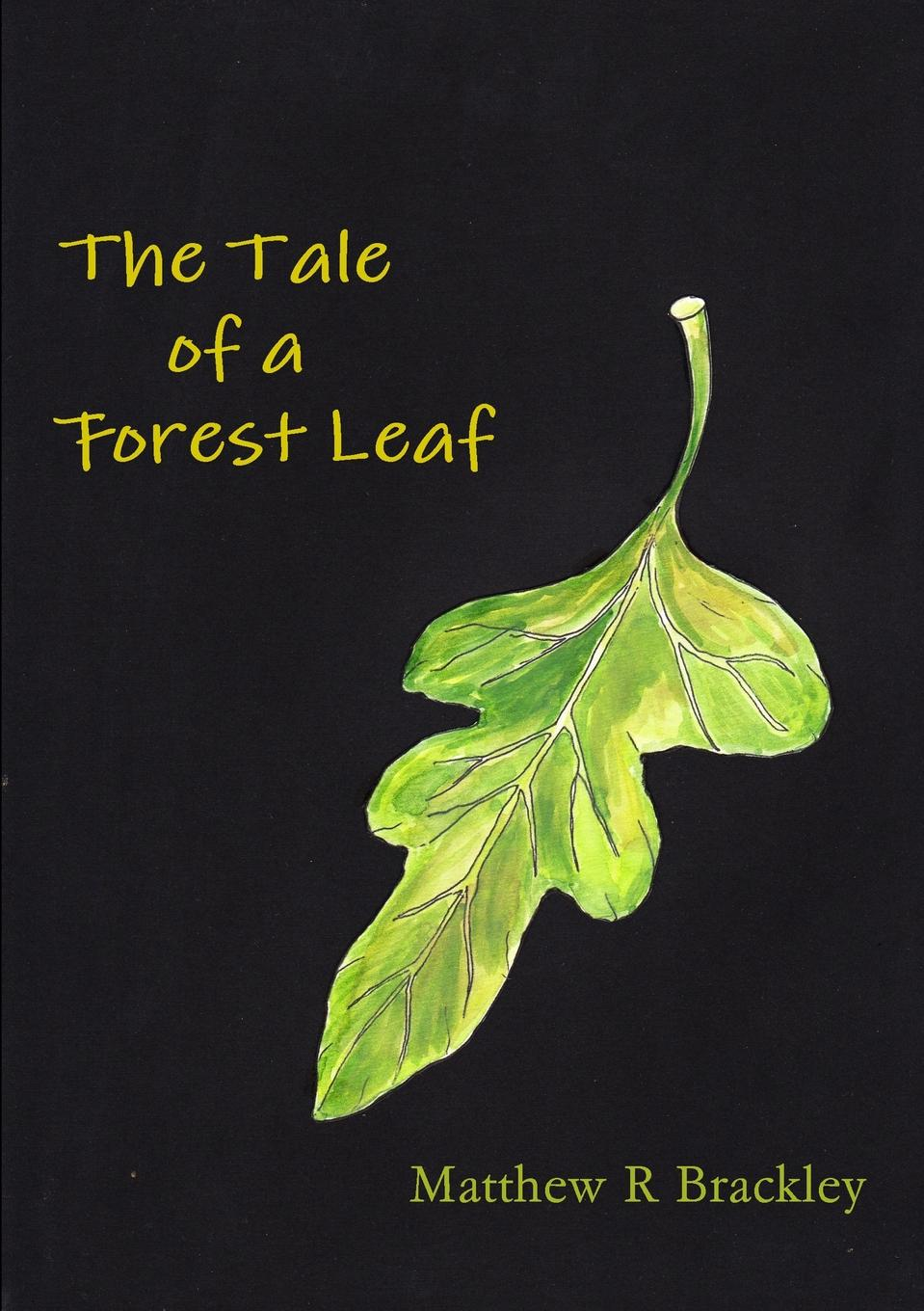 Matthew R Brackley The Tale of a Forest Leaf matthew r brackley shadowfire