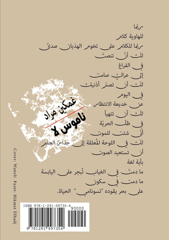 Ghamgeen Murad The Code of Saying No finding ways of saying no
