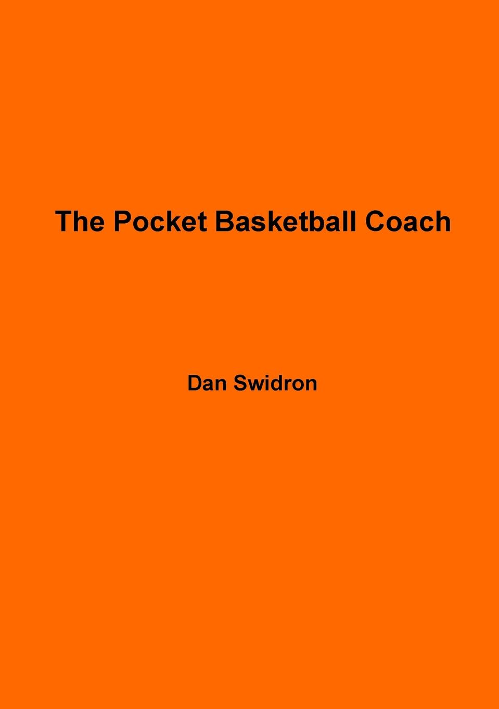 Dan Swidron The Pocket Basketball Coach basketball player dunk wall sticker