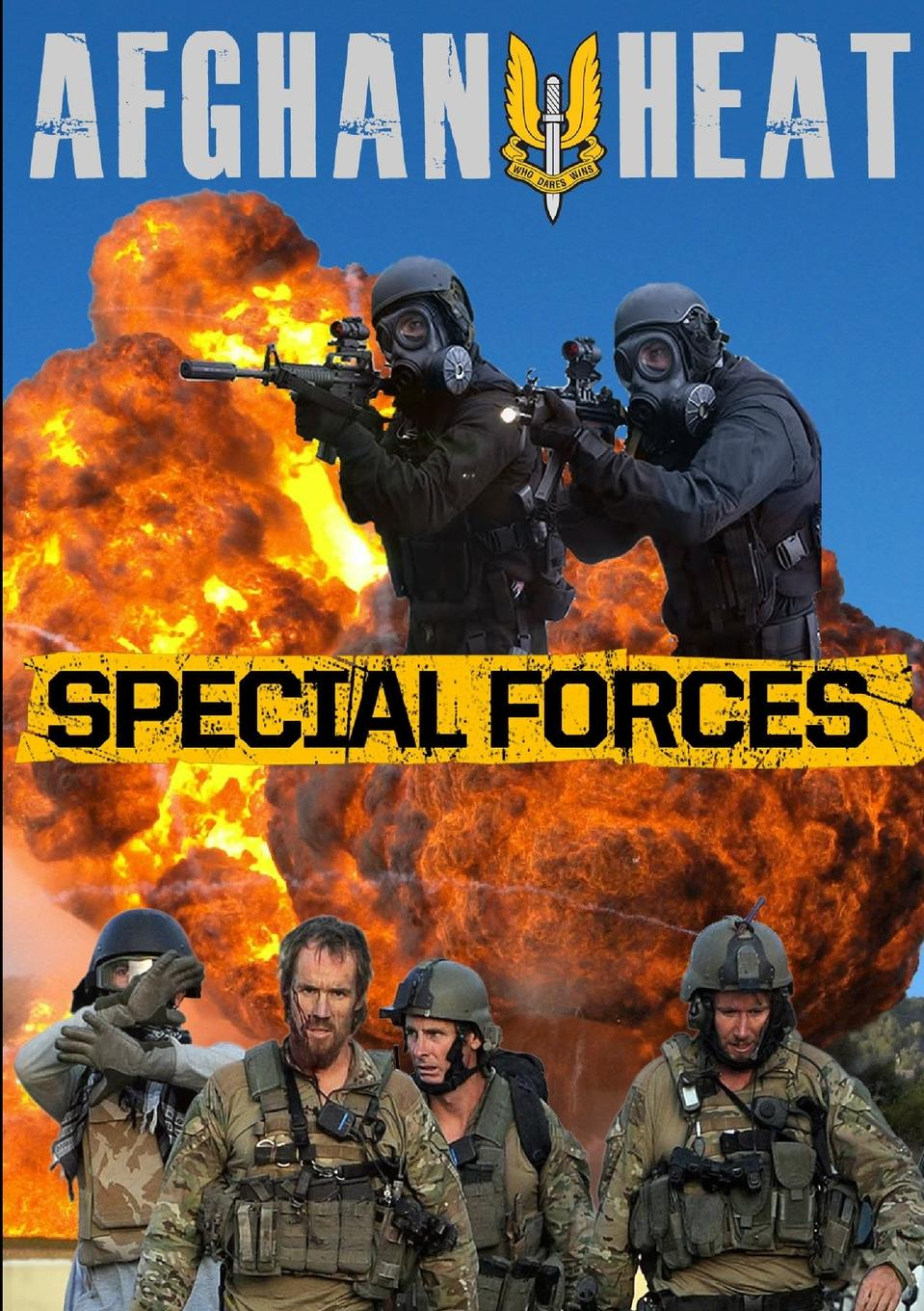 Steve Stone Afgahn Heat. Special Forces sean rayment tales from the special forces club