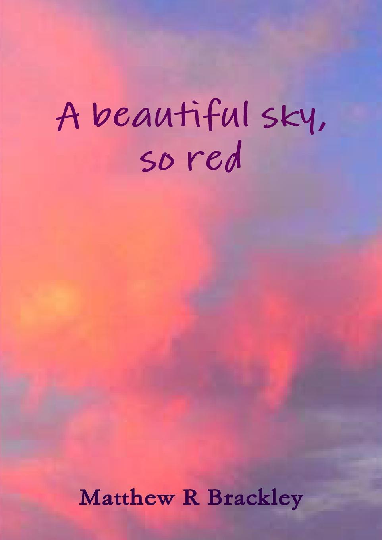 Matthew R. Brackley A Beautiful Sky, So Red недорого