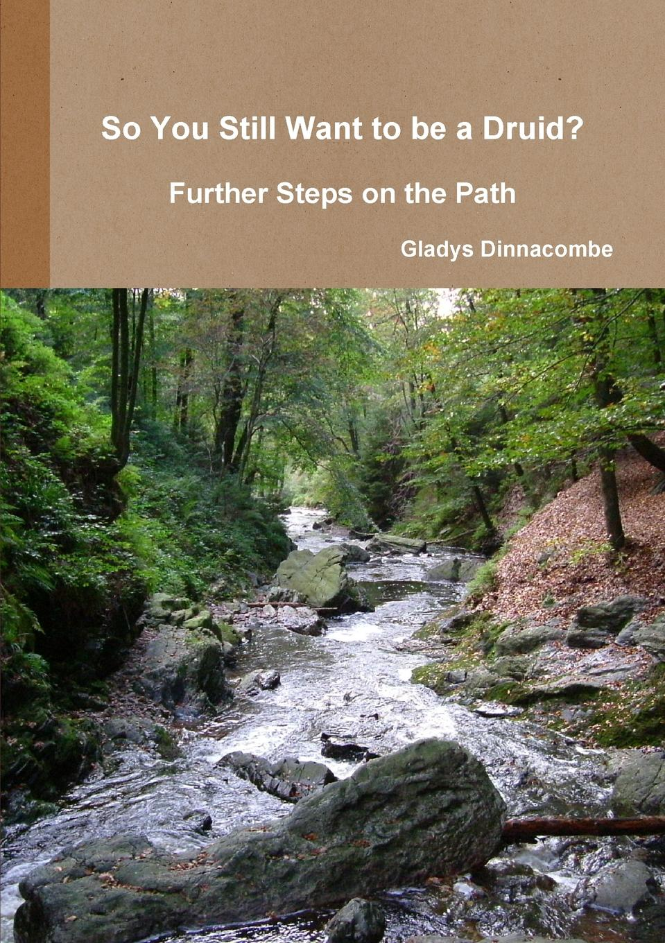 Gladys Dinnacombe So You Still Want to Be a Druid. - Further Steps on the Path gladys dinnacombe so you want to be a druid first steps on the path