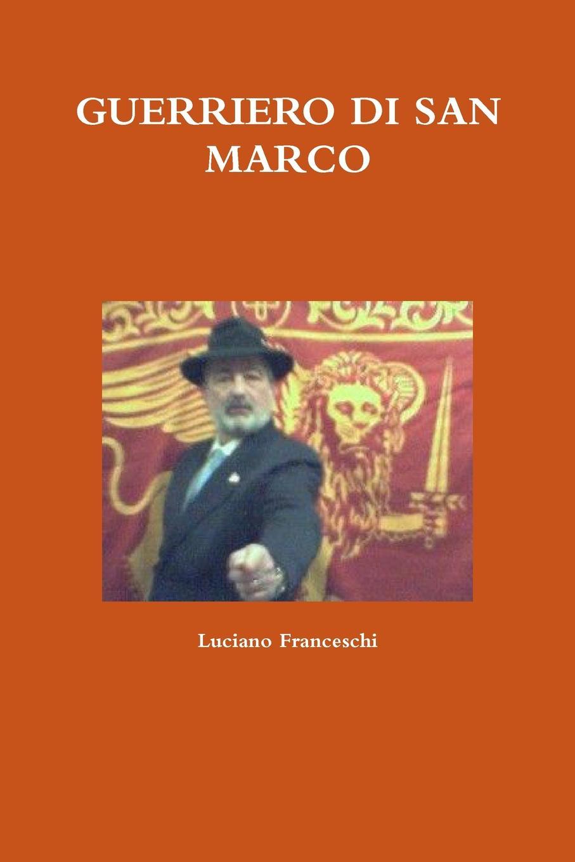 Luciano Franceschi Guerriero Di San Marco гобелен 180х145 printio fox лиса