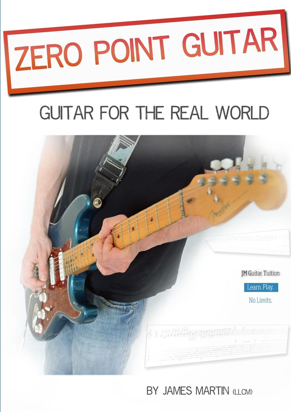 James Martin Zero Point Guitar dan lupo guitar chords minor 7 chords