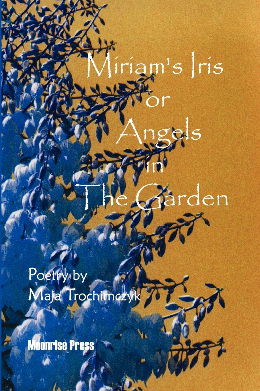 Maja Trochimczyk Miriam.s Iris, or Angels in the Garden in the arms of an angel