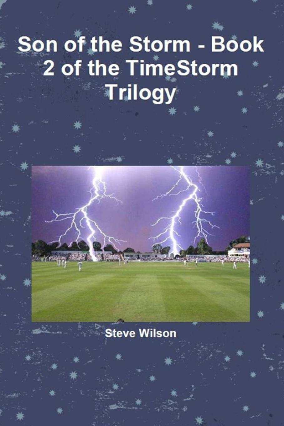 Steve Wilson Son of the Storm - The Timestorm Trilogy Book 2