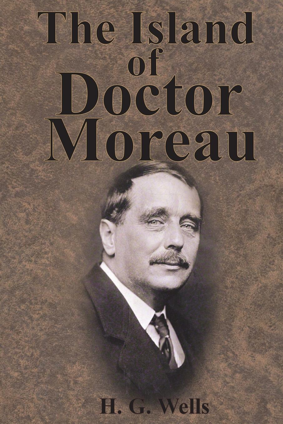 H. G. Wells The Island of Doctor Moreau h moreau febvre arpege