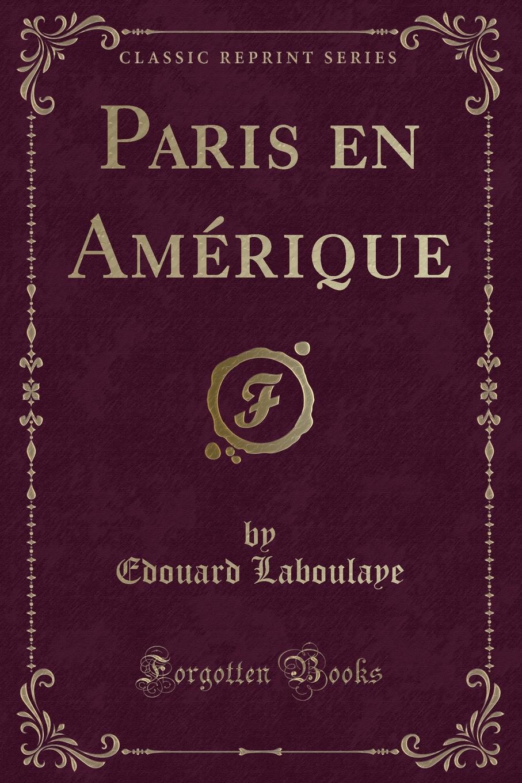 Paris en Amerique (Classic Reprint) Excerpt from Paris en AmР?riqueMon cher sorcier, il fallait vendre...