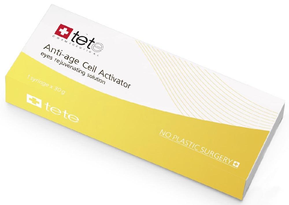 Крем для ухода за кожей TETe Cosmeceutical ТЕ17