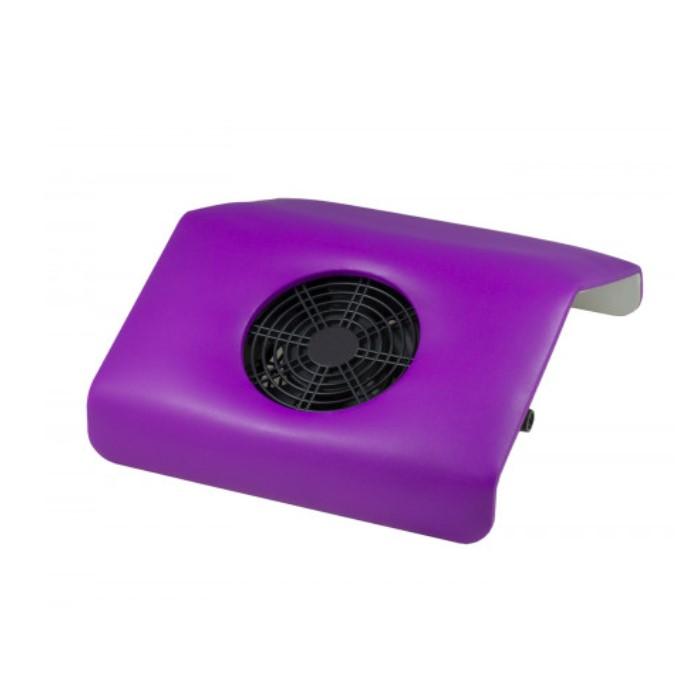 Маникюрный пылесос ZUP Nail Dust Collector Max, фиолетовый