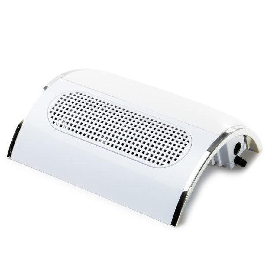 Маникюрный пылесос ZUP Nail Dust Collector Premium, белый
