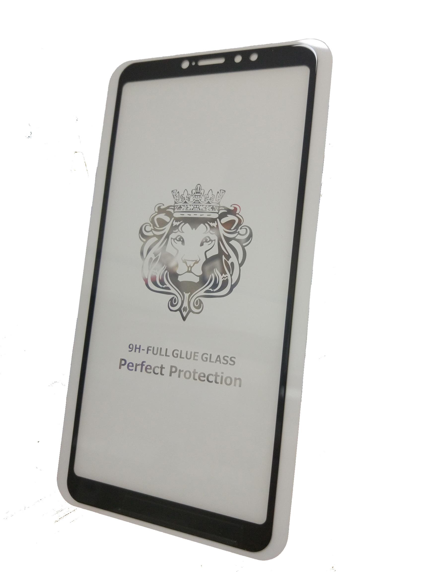 Защитное стекло Xiaomi Mi Max 3 Pro (полная проклейка), черный защитное стекло onext xiaomi mi 8 pro 2018