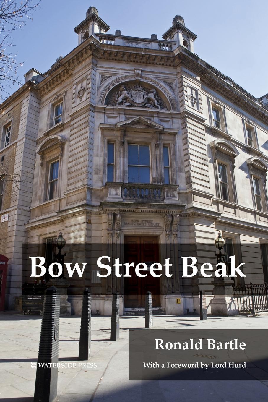 Ronald Bartle Bow Street Beak