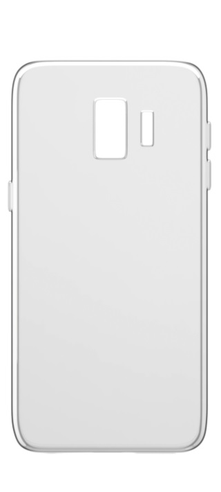 Чехол для сотового телефона TFN Samsung Galaxy J260, прозрачный