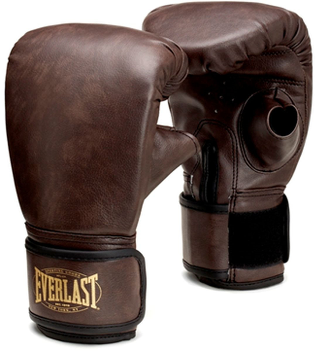 Перчатки снарядные Everlast Vintage, 5302U, коричневый все цены