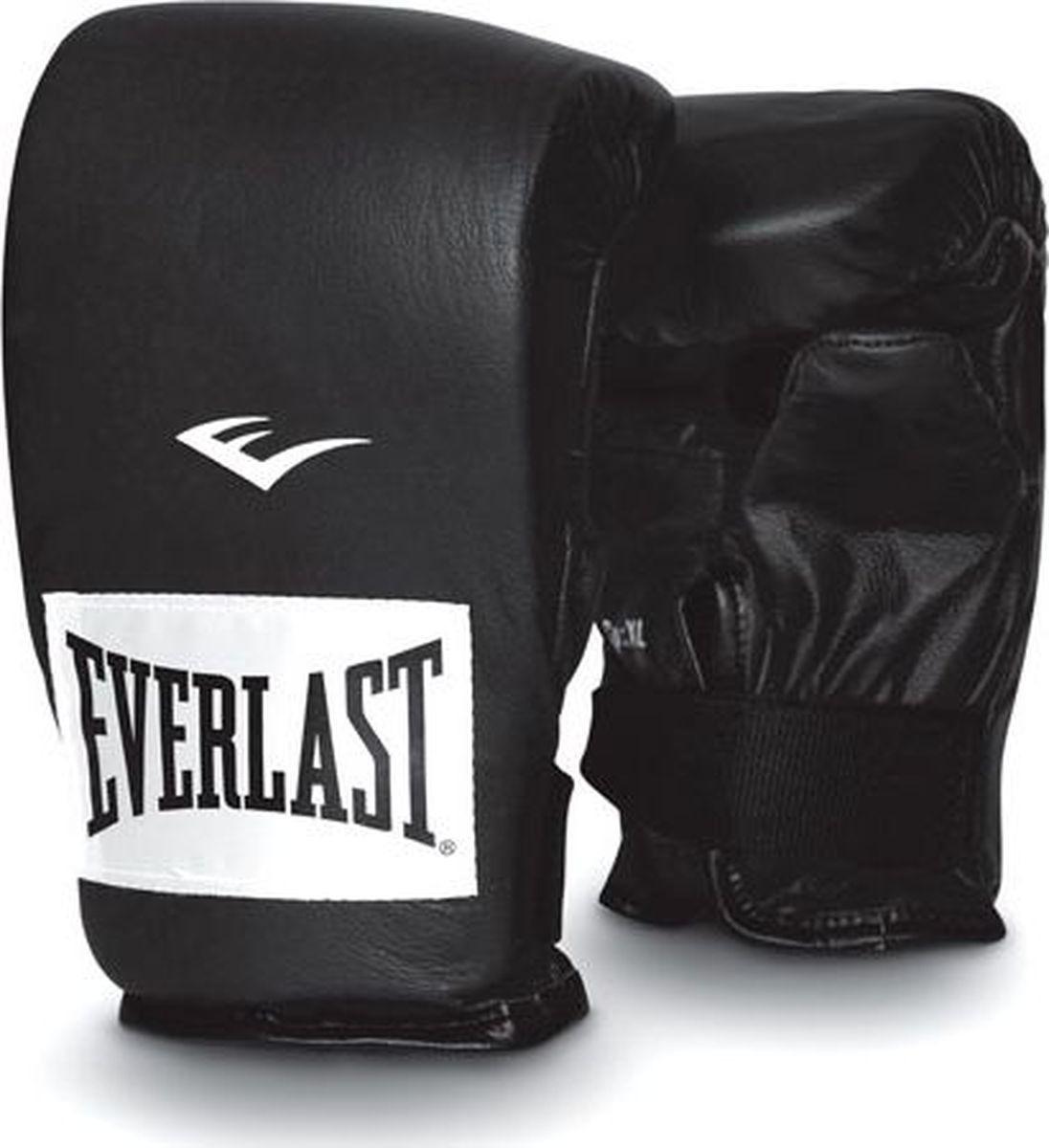 Перчатки снарядные профессиональные Everlast, 150001U, черный, размер L