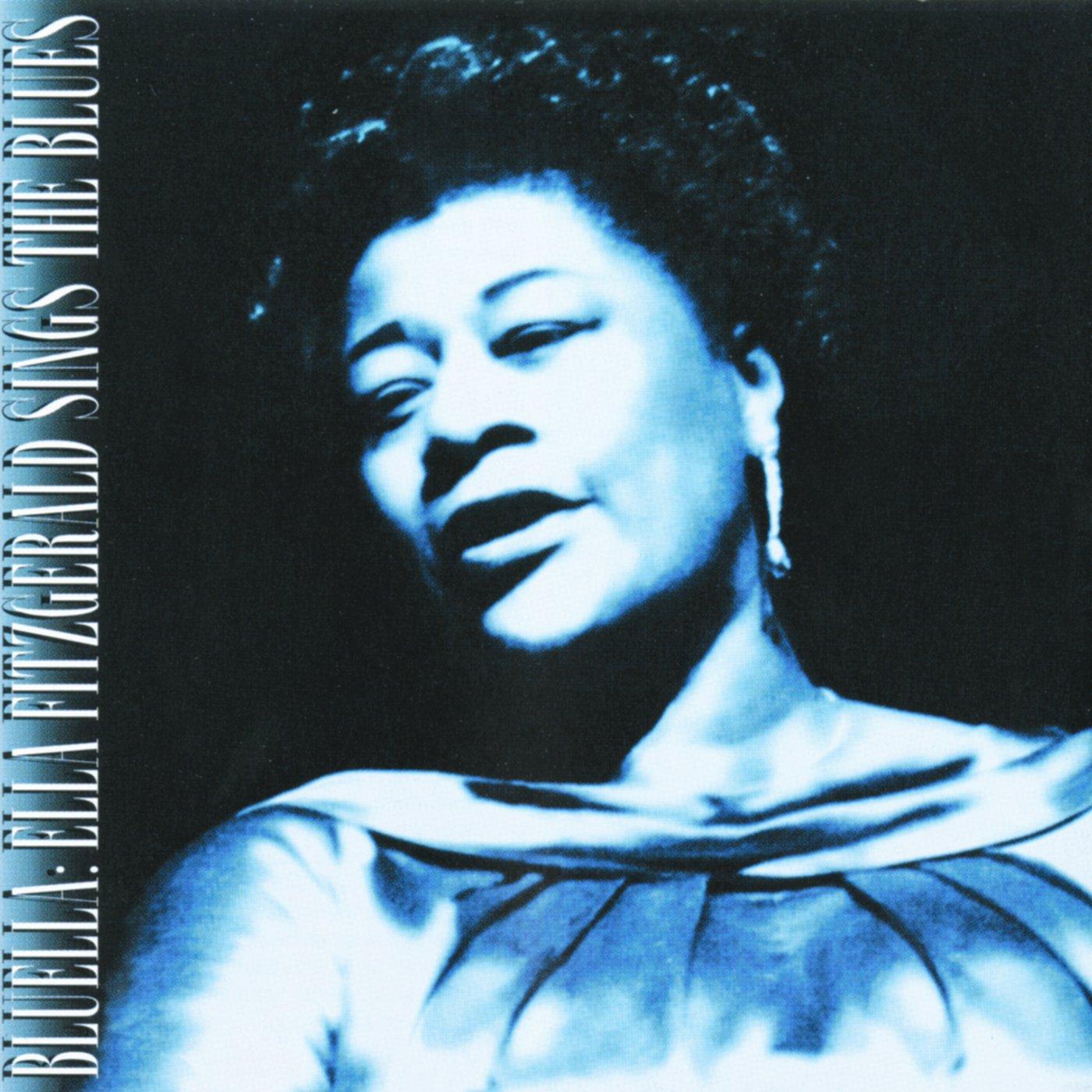 Ella Fitzgerald. Bluella: Ella Fitzgerald Sings The Blues сабо ella ella el023awebb89