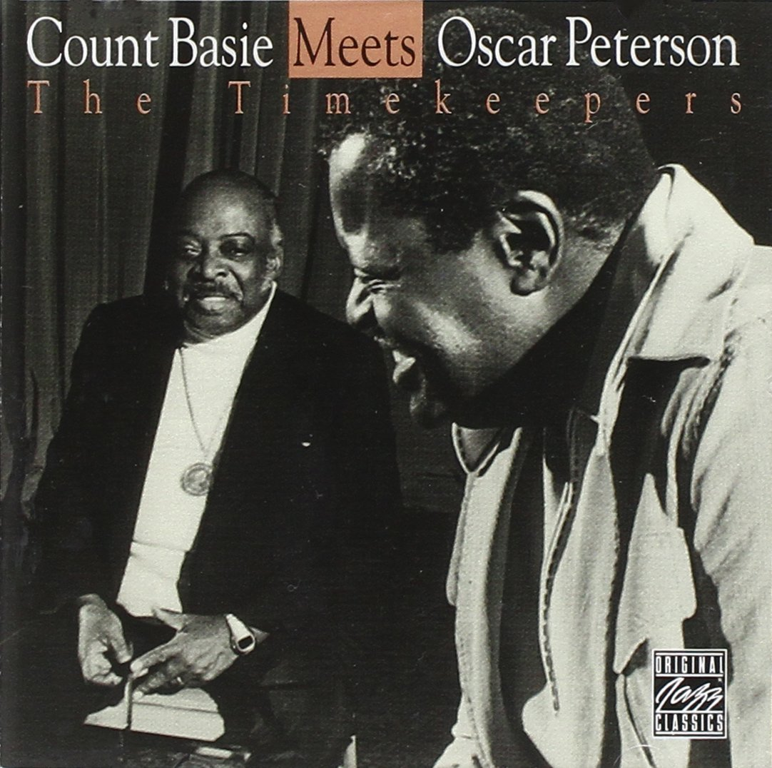 Count Basie. The Timekeepers рэй чарльз the count basie orchestra ray charles ray sings basie swings