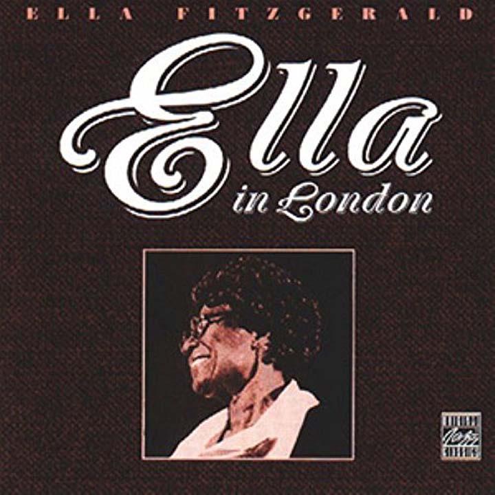 Ella Fitzgerald. Ella In London сабо ella ella el023awebb89