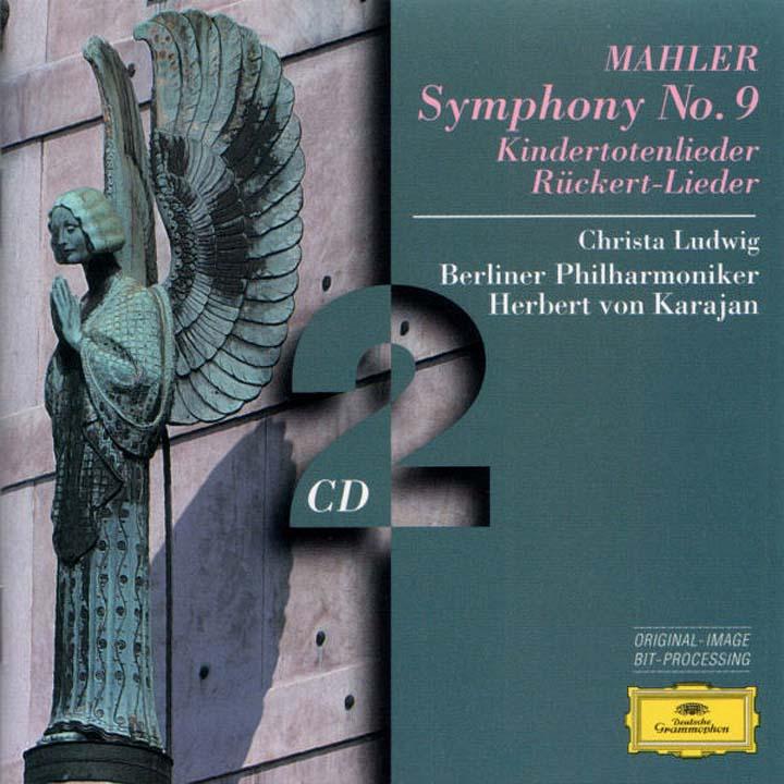 Herbert von Karajan. Mahler: Symphony No.9 herbert von karajan beethoven symphony no 9 overture
