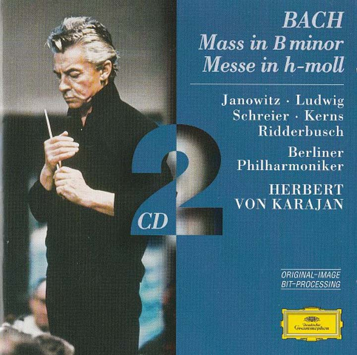 лучшая цена Herbert von Karajan. Bach: Mass In B Minor