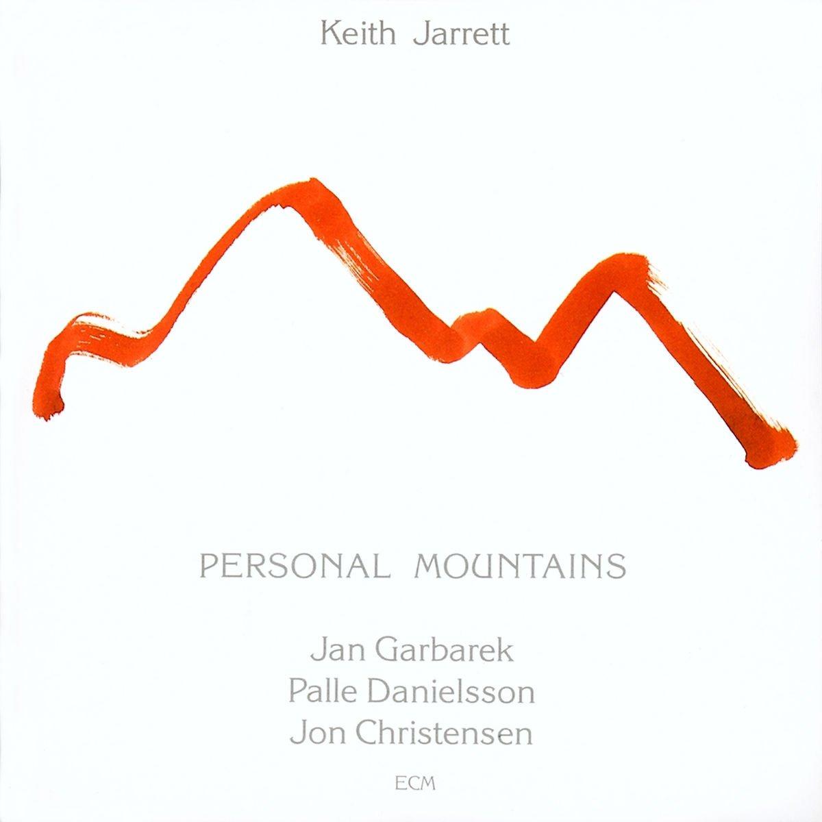 Кейт Джарретт,Ян Гарбарек,Палл Даниельсон,Джон Кристенсен Keith Jarrett. Personal Mountains кейт джарретт keith jarrett vienna concert