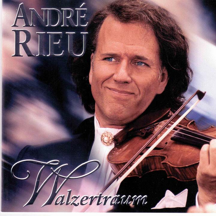 Andre Rieu. Walzertraum андрэ рье andre rieu in love with maastricht