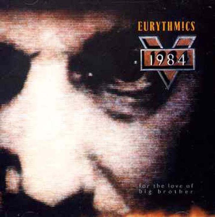 Eurythmics. 1984 (For The Love Of Big Brother) цена и фото