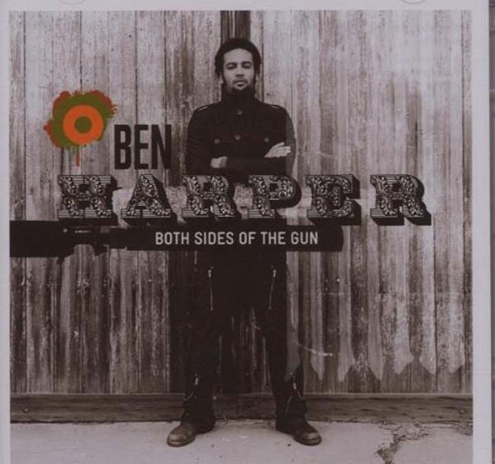 Ben Harper. Both Sides Of The Gun both sides worn pocket zipper front coat